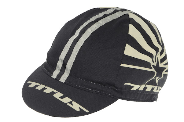 Titus Classic Cotton Cycling Cap