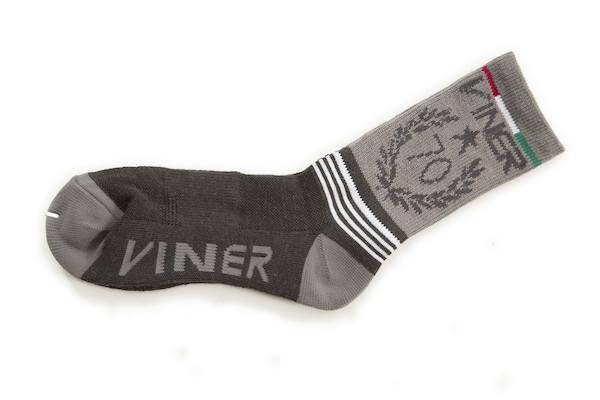 Viner Platinum 70th Anniversary Thicky Merino Cycling Socks | Socks