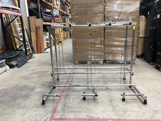 BiciSupport 10 Bicycle Display Stand (Used) | maintenance_stand_component