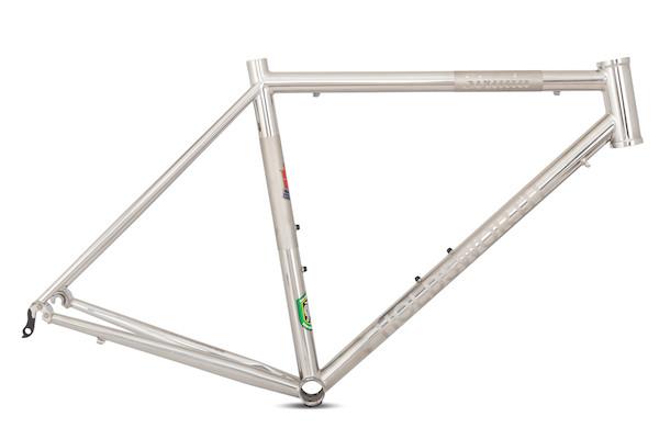 Holdsworth Strada 953 Stainless Steel Road Frame | Frames