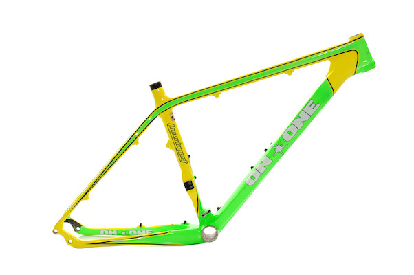 On-One Carbon XC Whippet Frame