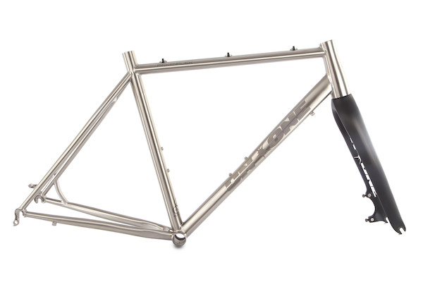 On-One Pickenflick Titanium Cyclocross Frameset   Frames