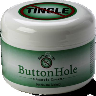Enzos ButtonHole Non Tingle Chamois Cream | Personlig pleje