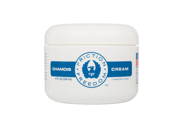 Friction Freedom Chamois Cream Jar