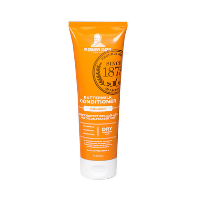 The Grandpa Soap Co Buttermilk Conditioner | polish_and_lubricant_component
