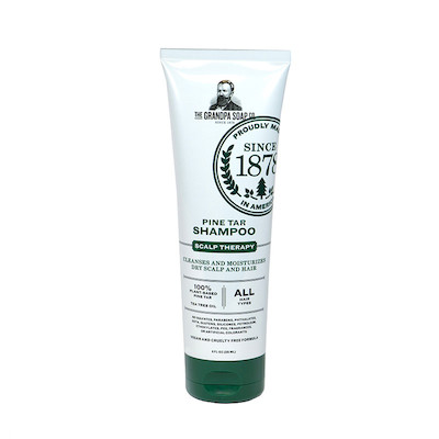The Grandpa Soap Co Pine Tar Shampoo | polish_and_lubricant_component