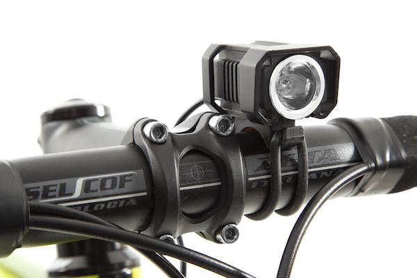 Jobsworth Torrent Single LED 10w 700 Front Light | Forlygter