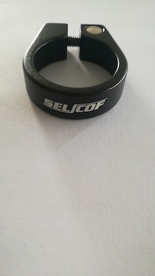 Selcof Forged Alloy Bolt Up Seatclamp V2 | Seat Clamp