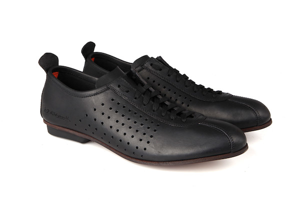 Holdsworth Campione Classic Leather Road Cycle Shoe | Shoes and overlays