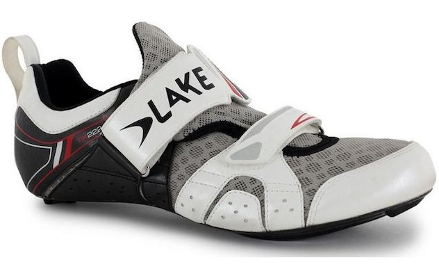 Lake TX222 Triathlon Carbon Cycling Shoes | Shoes and overlays