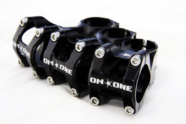 On-One Ultralight CNC Stem