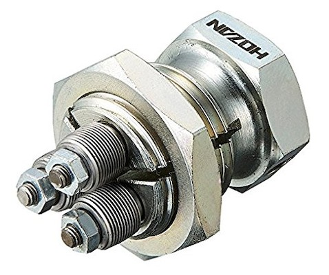 Hozan C-707-13 Replacement Head For Spoke Thread Chaser   Spokes