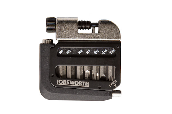 Jobsworth SpyGadget Folding Tool