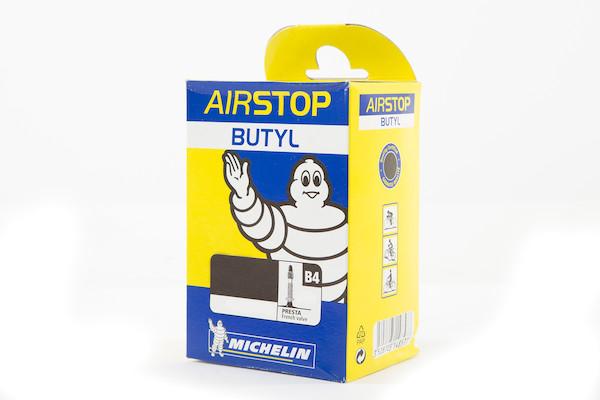 Michelin A4 Airstop Butyl Inner Tube | Slanger