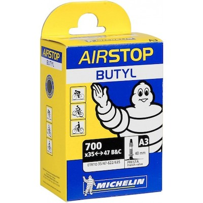 Michelin A3 Airstop Butyl Inner Tube | Tubes