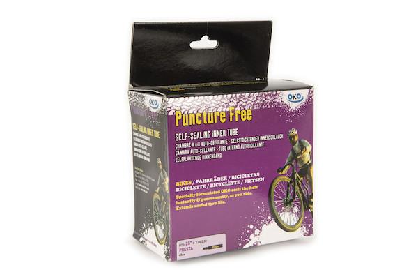 OKO Self-Sealing Bike Inner Tube   Tubes
