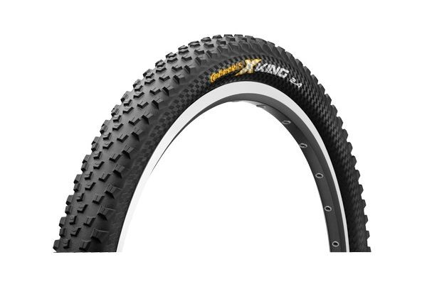 Continental X-King Skin Folding Tyre