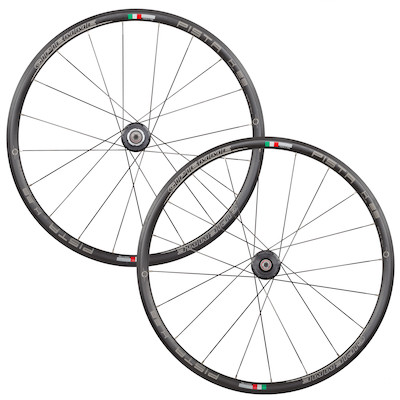 Gipiemme 'Rocky's Hand-built' Pista K28 700c Tubular Wheelset | Wheelset