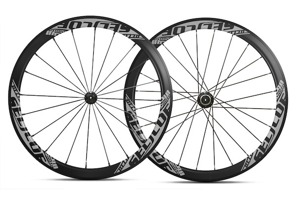 Selcof Delta 11spd 40mm Carbon Clincher Wheelset | Hjul