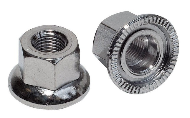 Wilkinson 9.5mm Rear Track Nut (loose) | nuts_and_bolts_component