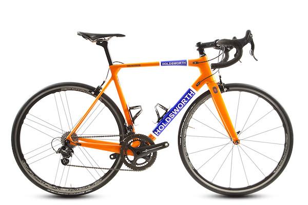 Holdsworth Super Professional Campag Chorus Road Bike / Medium / Team Orange New Frame Used Parts | Frames