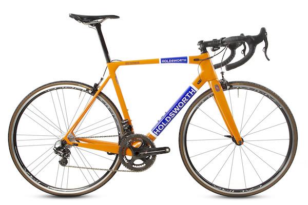 Holdsworth Super Professional Super Record EPS Road Bike / 54cm / Orange - Used | Road bikes