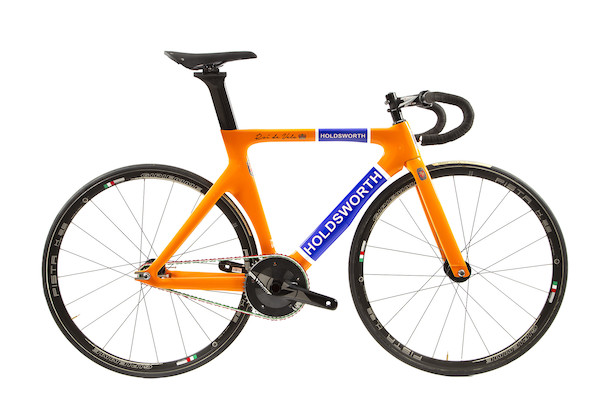 Holdsworth Roi De Velo Carbon Track Bike / 51cm Small / Team Orange | Track