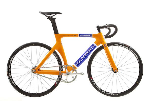 Holdsworth Roi De Velo Carbon Track Bike / 51cm Small / Team Orange /USED | Track