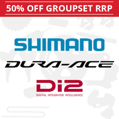 Shimano Dura Ace 9070 Di2 Groupset