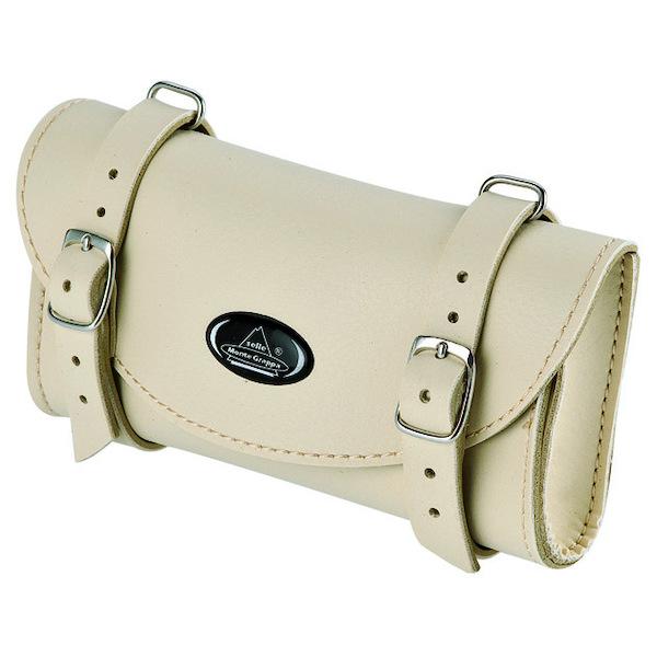 Selle Monte Grappa Borsello Leatherette Tool Saddle Bag  Cream