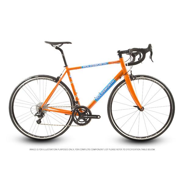 Holdsworth Competition Campagnolo Potenza Road Bike
