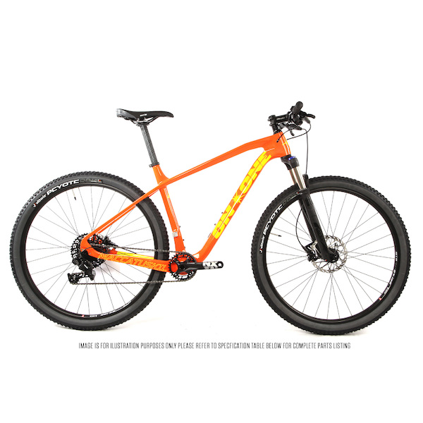On-One Maccatuskil Madness SRAM NX1 Mountain Bike