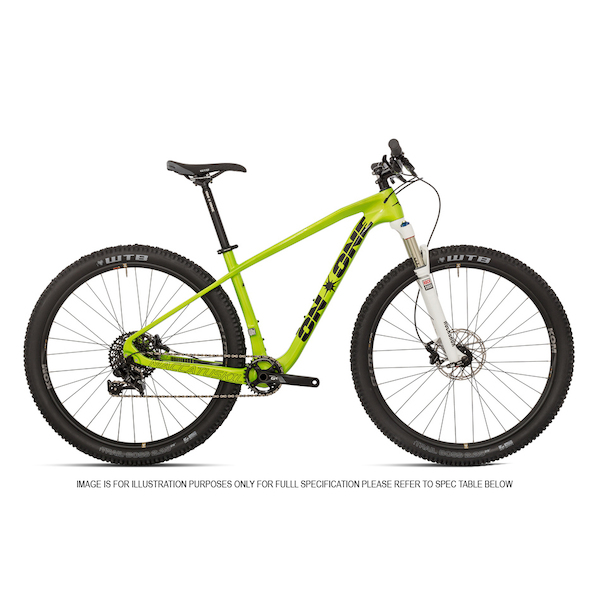 On One Maccatuskil SRAM NX1 Mountain Bike
