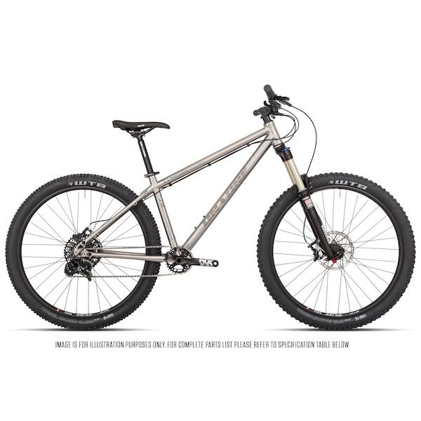 On One Ti 29er Sram NX1 Mountain Bike