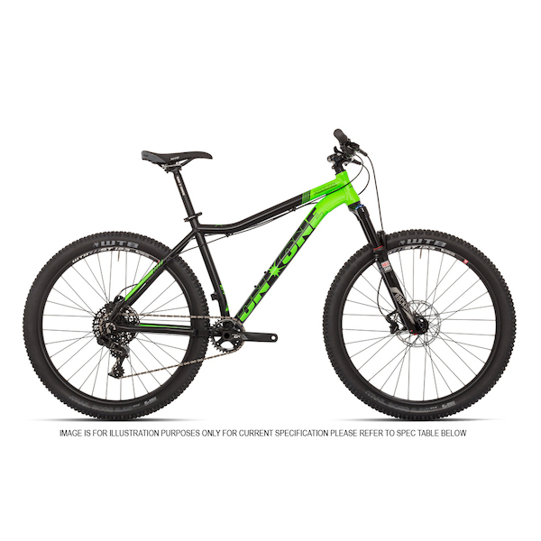 On One Parkwood 27.5 SRAM NX1 Mountain Bike