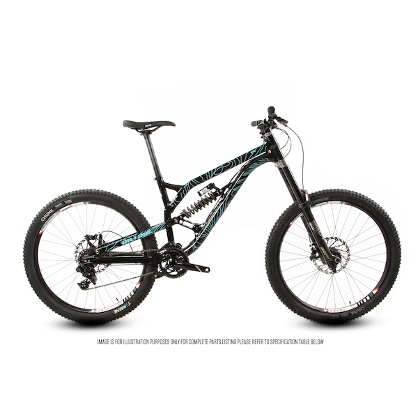 On One S36 27.5 SRAM GX1 DH Mountain Bike