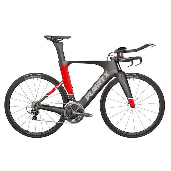 Planet X Exo3 Time Trial Bike Shimano Ultegra 6800 Vision 35 Edition