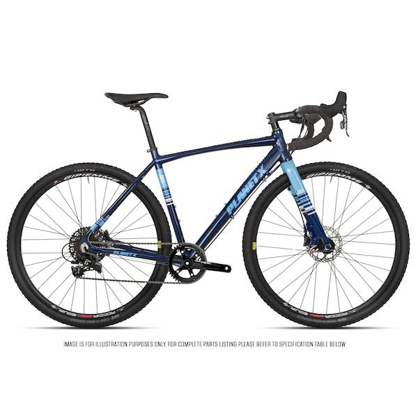 Planet X Full Monty SRAM Apex 1 Hydraulic Disc Road Bike