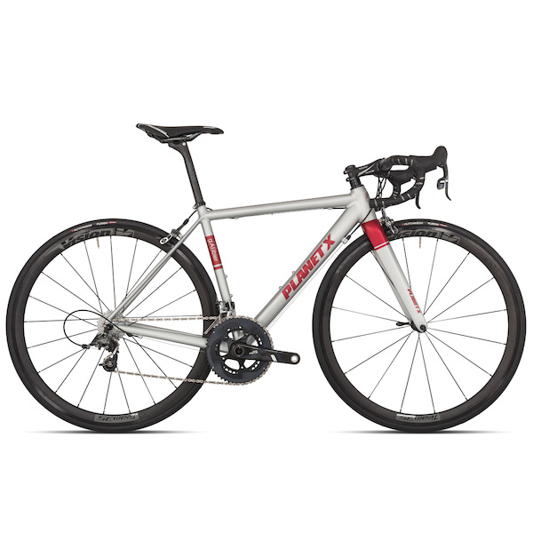 Planet X Galibier SRAM Force 11 Road Bike