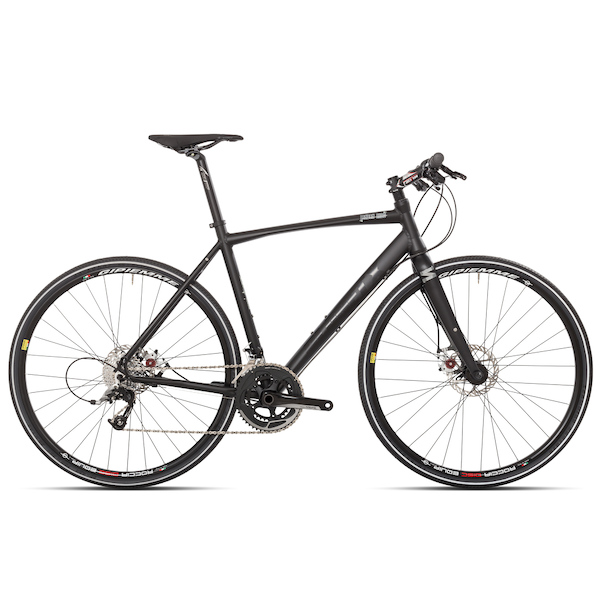 Planet X London Road Flat Bar Bike Sram Rival 11 Speed Road Bike