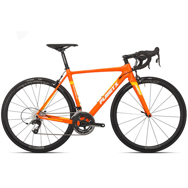 Planet X Maratona SRAM Rival 11 Road Bike