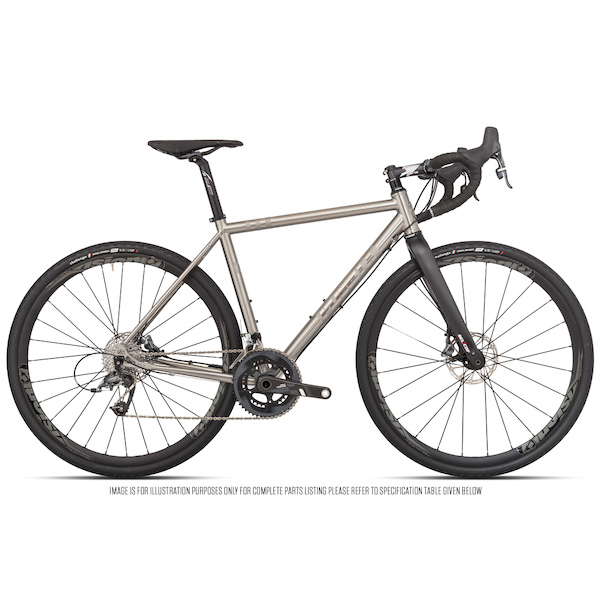 Planet X Tempest SRAM Force 22 Titanium Gravel Bike
