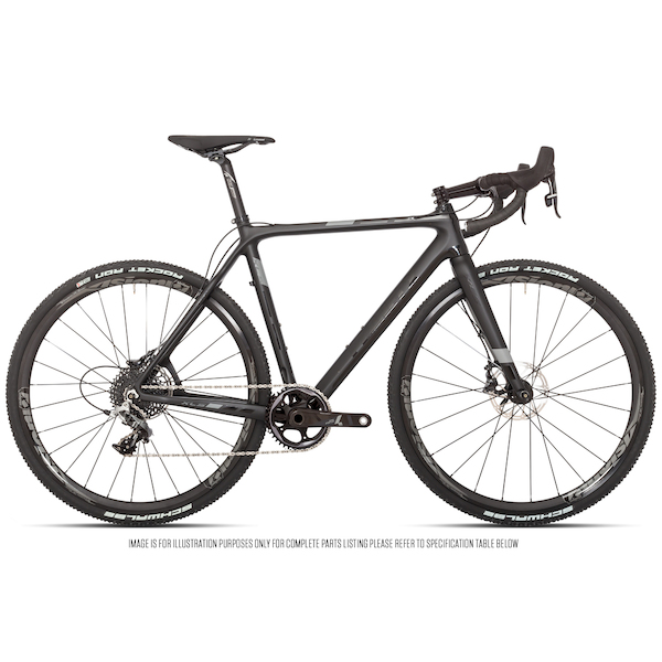 Planet X XLS SRAM Force1 Carbon Cyclocross Bike