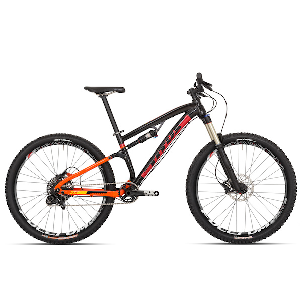 Titus El Viajero Trail SRAM NX1 Mountain Bike
