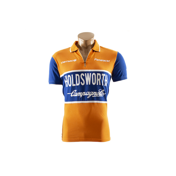 Holdsworth Pro Cycling Team Replica Polo Shirt
