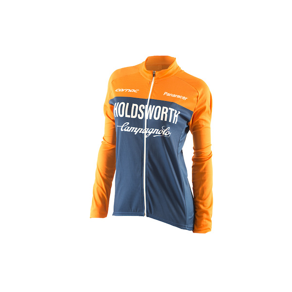 Holdsworth Pro Cycling Womens Club Long Sleeve Jersey