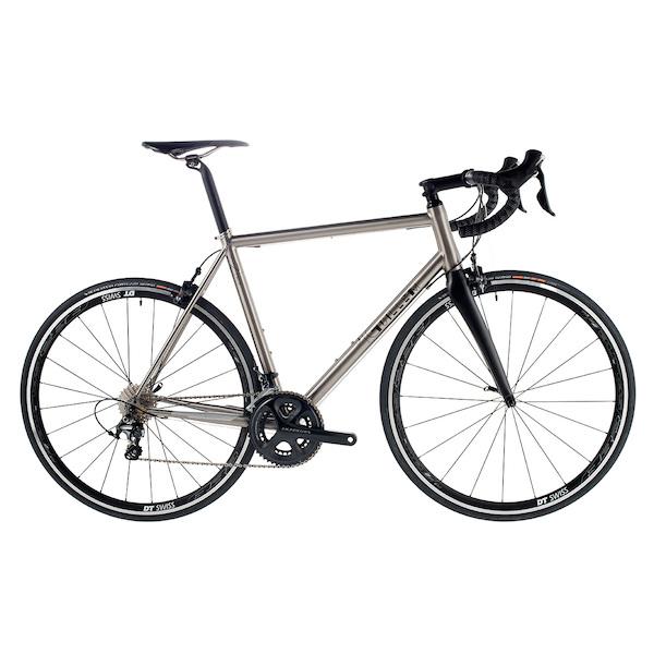 J.Guillem Major Shimano Ultegra 6800 Titanium Road Bike