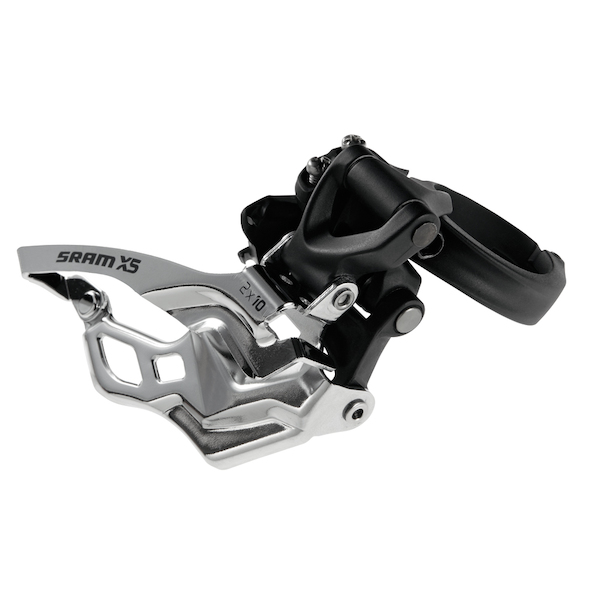 SRAM X5 Front Mech  2x10  34T  High Direct Mount  Dual Pull
