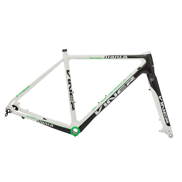 Viner Strada Bianca Carbon Adventure / Gravel Frameset