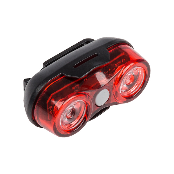Jobsworth Rigel 0.5 Watt 2 LED Rear Light